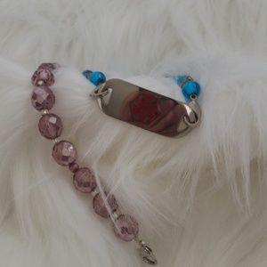 Jewelry - Medical Alert bracelet